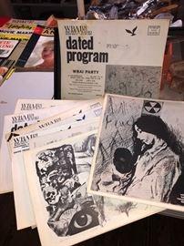 Amazing vintage avant gard magazines
