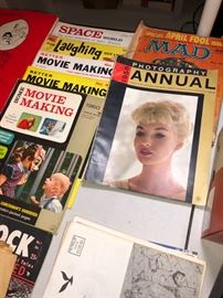 Movie Making mags,
