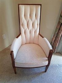 Wow--Retro Vintage Modern Chair