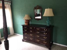 Stickley Double Dresser