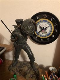 US Navy memoribilia