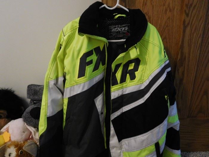 FXR Jacket Mens L