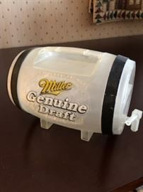 Miller Genuine Draft Keg