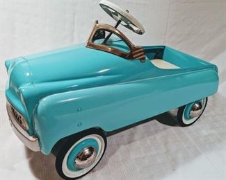 1950's Murray Straight Side Pedal Car (Professional Restoration)
