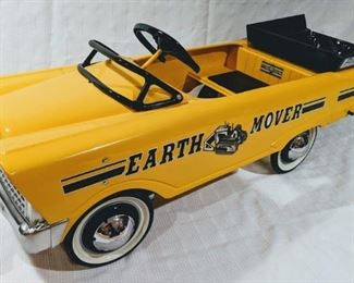 1962 Murray Earth Mover Pedal Car (Professional Restoration)