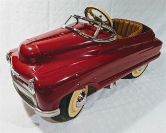 1950 Murray Comet Pedal Car (Professional Restoration)
