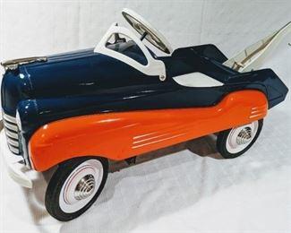 1948 Pontiac Tow Truck Pedal Car (Professional Restoration)