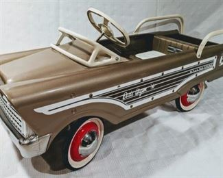 1961 Murray Dude Wagon Pedal Car (Professional Restoration)