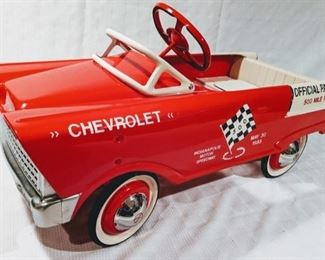 1955 Murray Flat Face Indianapolis 500 Official Pace Car (Professional Restoration)