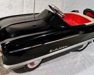 1950 Garton Kidillac Pedal Car (Professional Restoration)