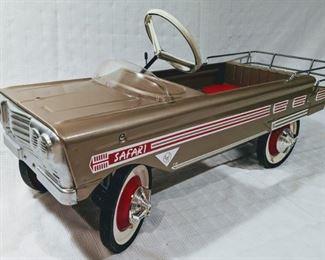 1965 AMF Safari Pedal Car (Professional Restoration)