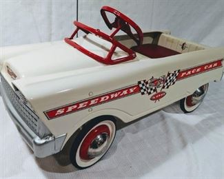 1959 Murray Flat Face Speedway Pace Car (Professional Restoration)