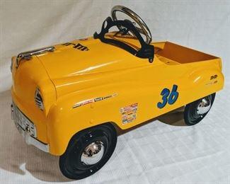 Ken Schrader M&M's Custom NASCAR Pedal Car (Professional Custom)