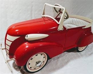 1939 Skippy by Gendron Pedal Car (Professional Restoration)