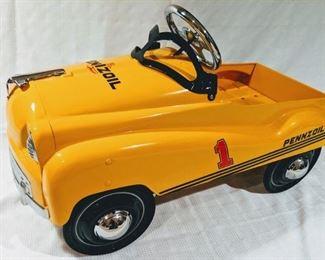 Steve Park Pennzoil Custom NASCAR Pedal Car (Professional Custom)