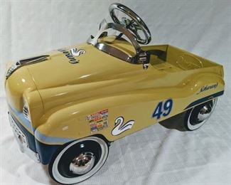 Ken Schrader Schwan's Custom NASCAR Pedal Car (Professional Custom)