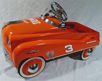 Dale Earnhardt Wheaties Custom NASCAR Instep Pedal Car (Professional Custom)
