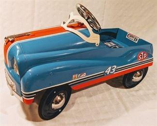 Richard Petty STP Custom NASCAR Pedal Car (Professional Custom)
