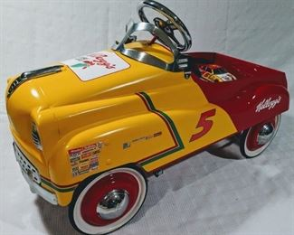 Terry Labonte Kellogg's Custom NASCAR Pedal Car (Professional Custom)