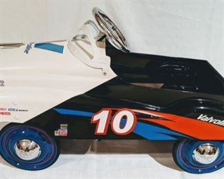 Valvoline #10 Custom NASCAR Pedal Car (Professional Custom)
