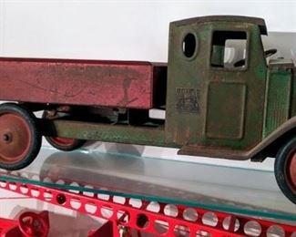 1920's Steelcraft/Boycraft Dump Truck (Original 70% Paint)