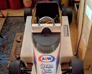 A&W Formula 1 Go Cart