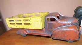 Marx 1930;s Farm Truck