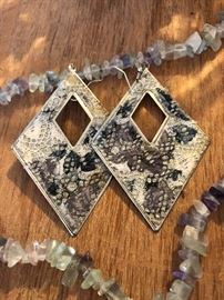 Earrings & other unique jewelry items
