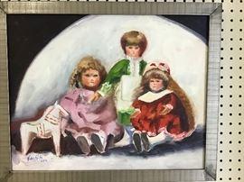 """Original watercolor. 22""""w x 18""""h"""