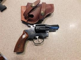 I.N.A. Tiger Special 38 Revolver(Permit or Concealed and Carry Required)