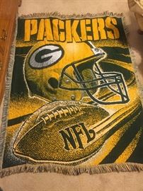 Green Bay Packers Throw