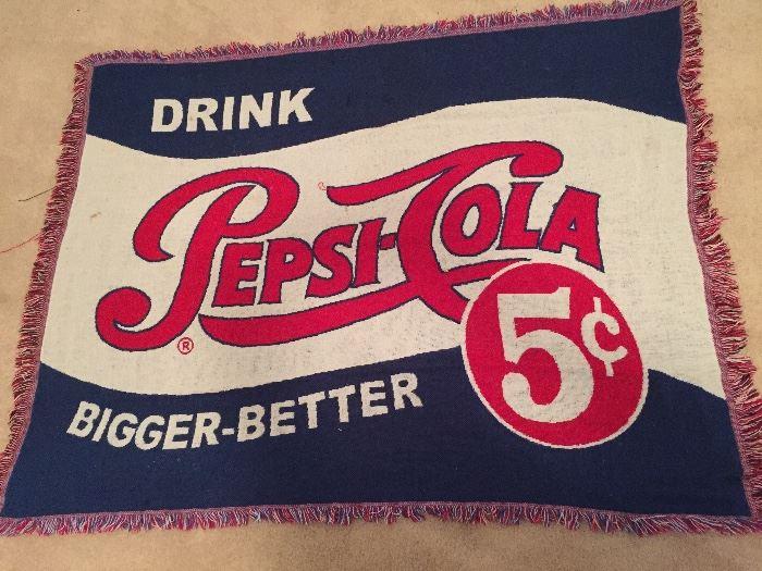 Pepsi-Cola Throw