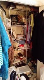 lady items closet