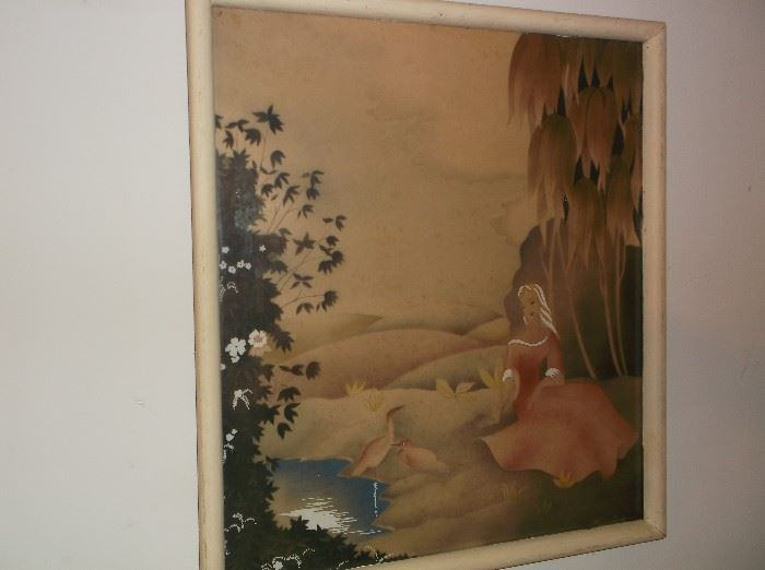 1940's print