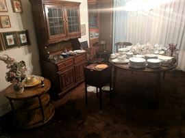 We have an excellent combination of antique, collectible, mid-century and newer items.