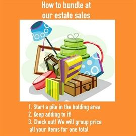 how to bundle