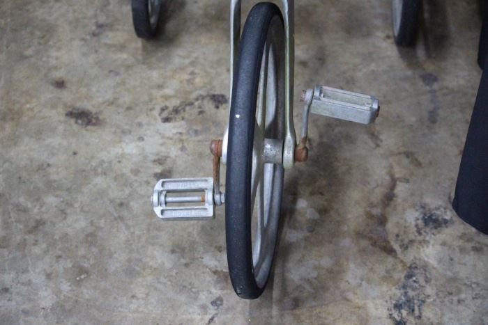Convert O Aluminum tricycle