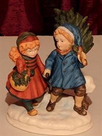 Avon Christmas collectables