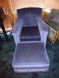1930's club chair