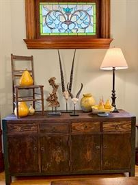 Stunning collection of rustic, shabby, and vintage furnishings and decor!