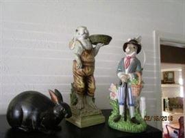 Bunny Rabbits...