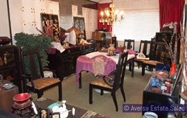 Asian Decor and Furniture
