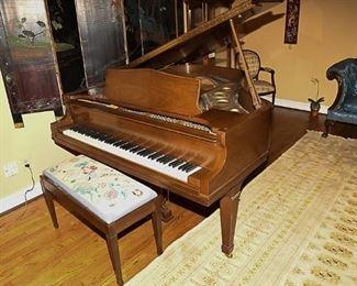 1. Knabe Grand Piano