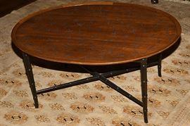 12. Oval Tray Table