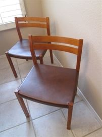 Dining Chairs Detail