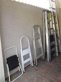 Ladders & Stools
