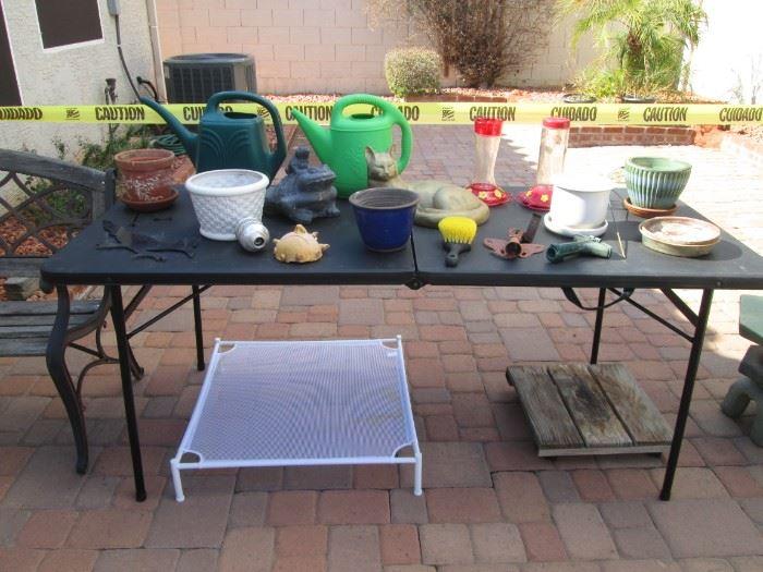 Yard Supplies & Accessories