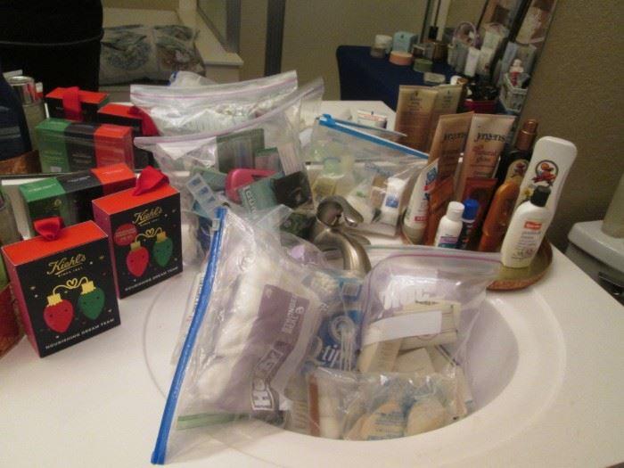 Bagged Bath Items