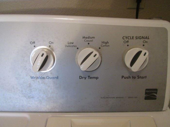 Dryer Detail
