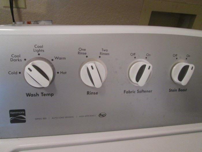 Washer Detail